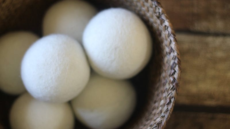 Wool Dryer Ball 6-Pack, $11
