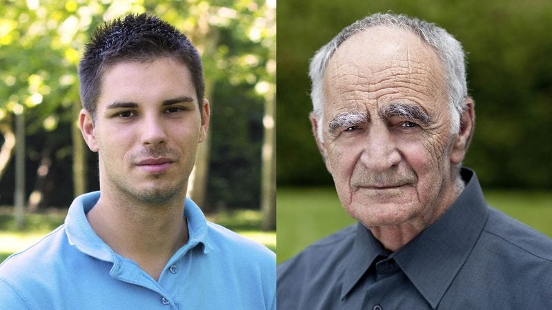 Illustration for article titled Every One Of Man's Priorities Unrecognizable To Grandfather