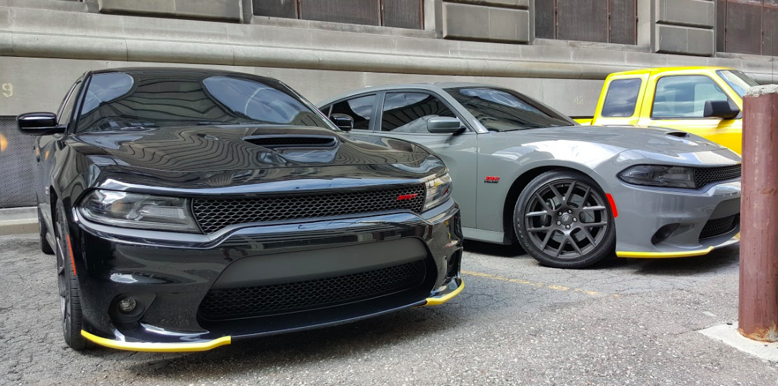 temporary \u0027air dam shipping covers\u0027 are the hottest mod for dodge 2012 Dodge Challenger Rear Bumper dodge charger and challenger air dams were apparently getting scratched during shipment between the assembly plant and the dealership, so dodge installed