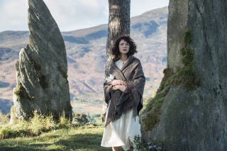 Illustration for article titled Outlander Leaves Us Wanting More. Like Now. Right Now.