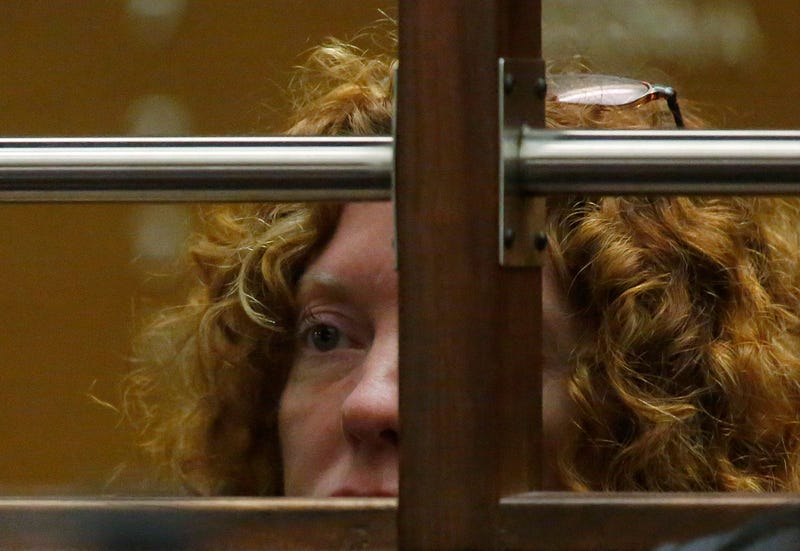 """Tonya Couch, mother of """"affluenza"""" teen Ethan Couch, as she made an appearance in Los Angeles Superior Court for an extradition hearing Jan. 5, 2016.Genaro Molina/Pool/Getty Images"""