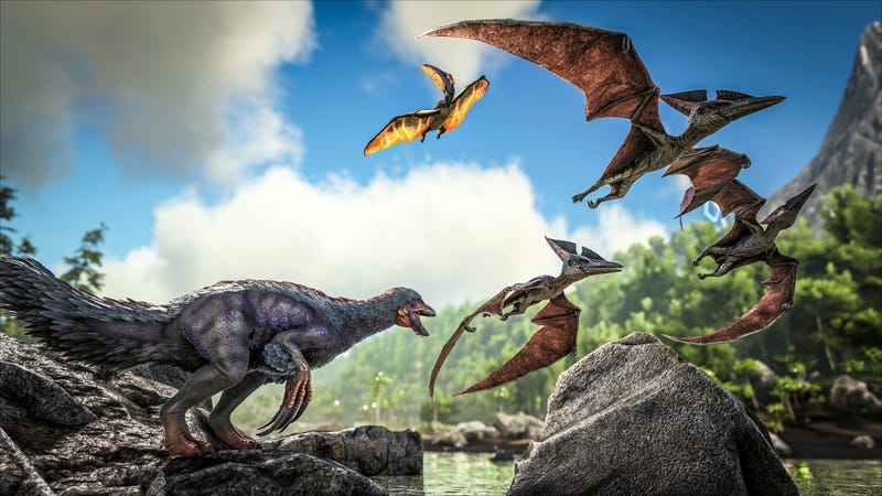 ... Retail Release, Ark: Survival Evolved Developer Wildcard Has Increased  The Price Of Its Popular Dinosaur Survival Game On Steam From $29.99 To  $59.99.