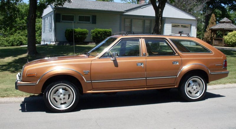 Illustration for article titled At $10,000, Could This 1984 AMC Eagle Wagon Have You Flying High?
