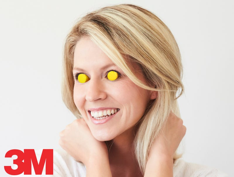Illustration for article titled 3M Introduces New Line Of Protective Foam Eye Plugs
