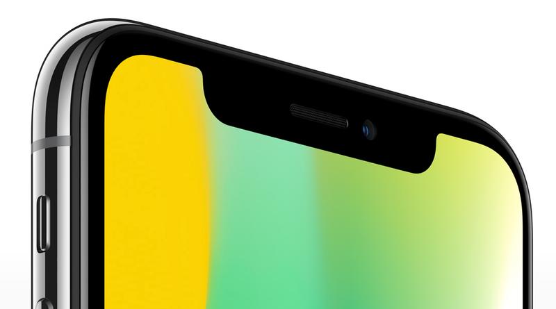 Illustration for article titled Cómo esconder la extraña pestaña de la pantalla del iPhone X en tres sencillos pasos