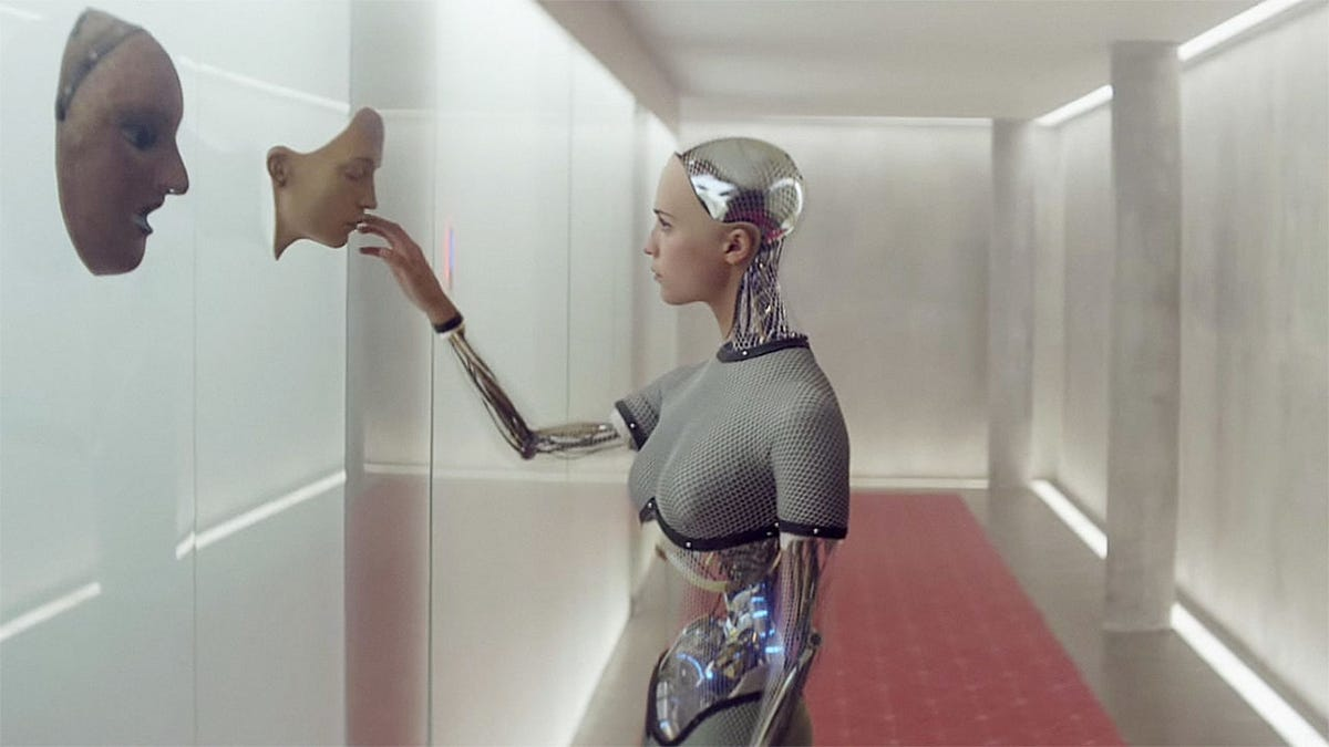 From Metropolis To Ex Machina: Why Are So Many Robots Female?
