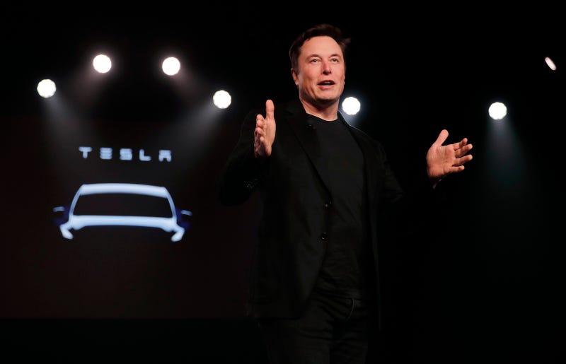 "Illustration for article titled Tesla presentará este mismo año una ""camioneta cyberpunk"", según Elon Musk"