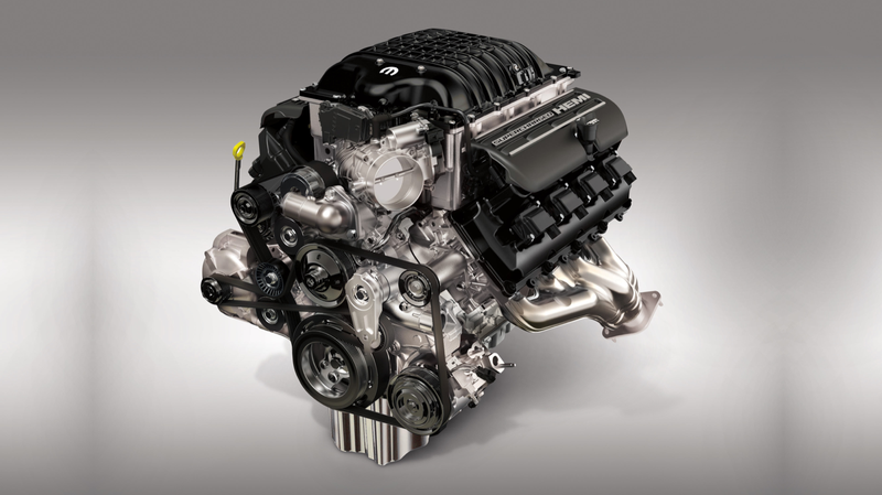 Illustration for article titled The 1,000-HP Mopar Hellephant Crate Engine Sold Out in Two Days