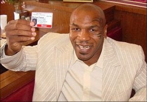Illustration for article titled Start Saving Up For A Good Boning, Courtesy Of Mike Tyson