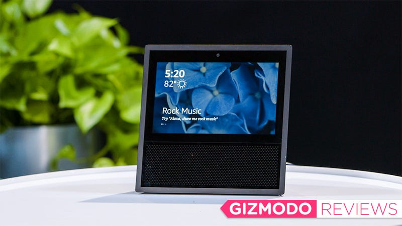 The Amazon Echo Show Is the Best Dumb Smart Machine in My Home