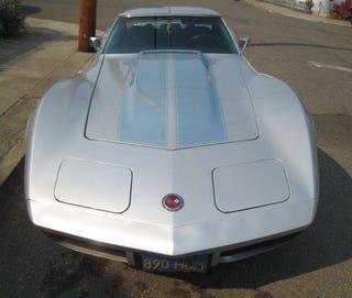 Illustration for article titled 1973 Chevrolet Corvette Stingray