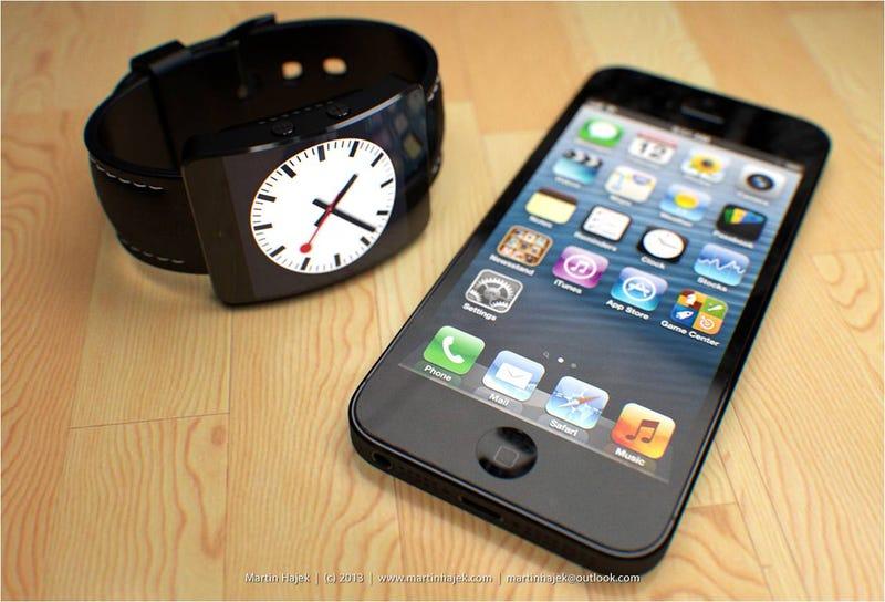 Illustration for article titled Ojalá el iWatch de Apple se parezca en algo a estos diseños