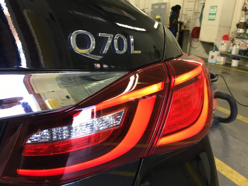 Some of my favorite modern tail lights.
