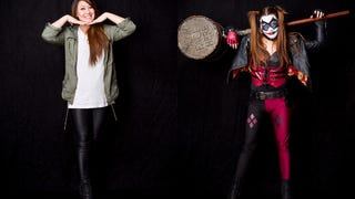 Photographer Captures Cosplayers Both In And Out Of Costume
