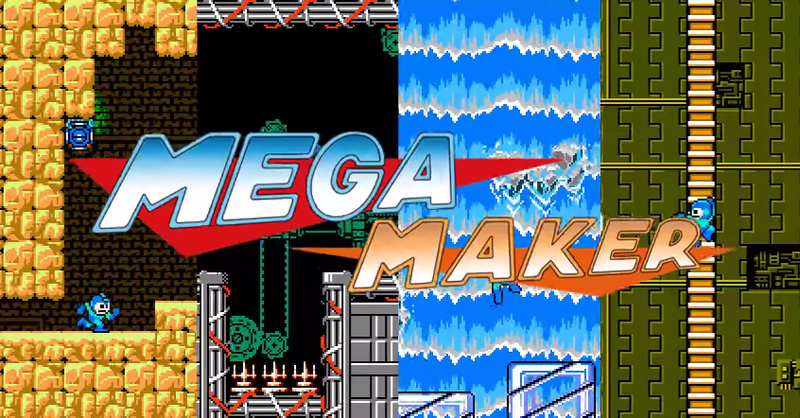 Illustration for article titled Fan-Made Mega Man Game Will Let You Create Your Own Levels