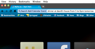 Illustration for article titled Add Events to Google Calendar From Your Browser's Address Bar