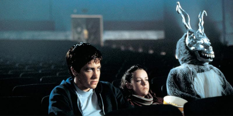Illustration for article titled Either Donnie Darko Hasn't Aged Well or the Director's Cut Isn't As Good