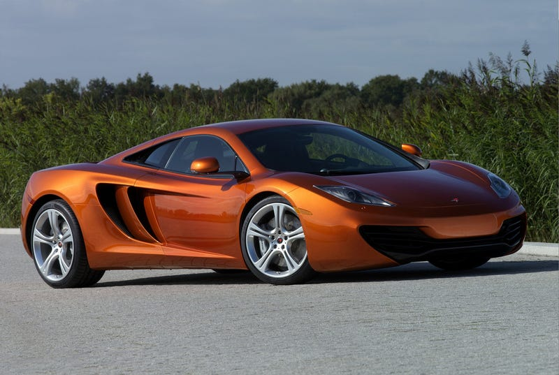 Illustration for article titled Can't afford an MP4-12C?