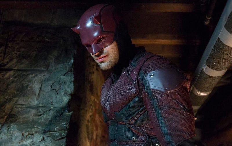 Illustration for article titled Netflix cancela la serie de Daredevil
