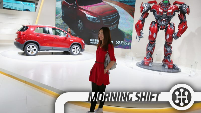 Illustration for article titled GM Is Killing It In China