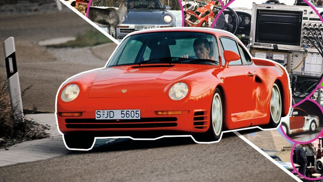 55396232695 The Porsche 959 is remembered as one of the greatest cars of the modern  era