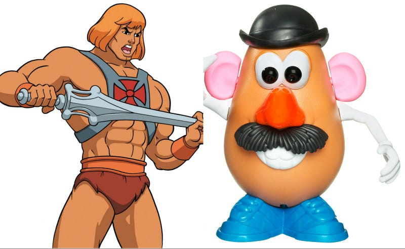 Illustration for article titled Toy Companies Hasbro and Mattel Will Go to War in a New Amazon Show