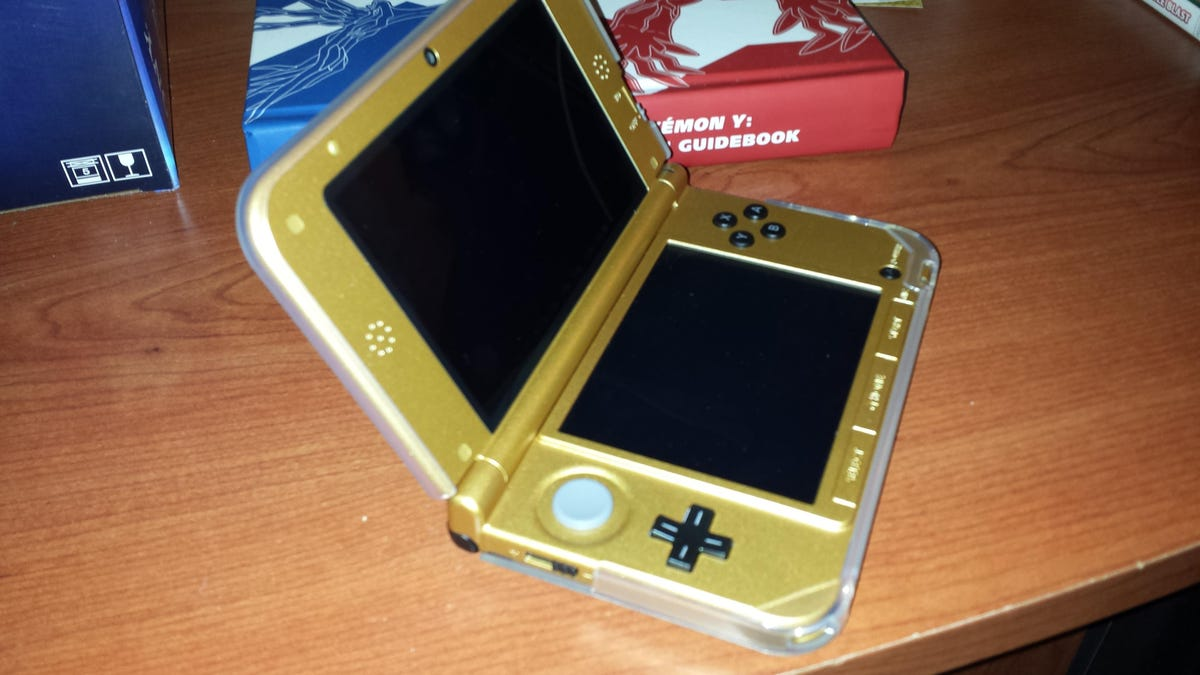 Hori Tpu Clear Case For 3ds Xl Ll Steel New Silver