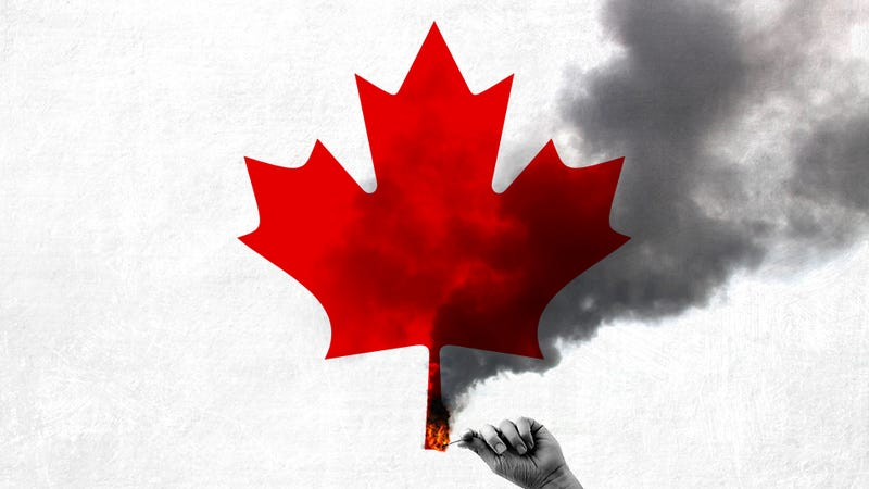 Illustration for article titled The Last-Minute Hater's Guide To Canada
