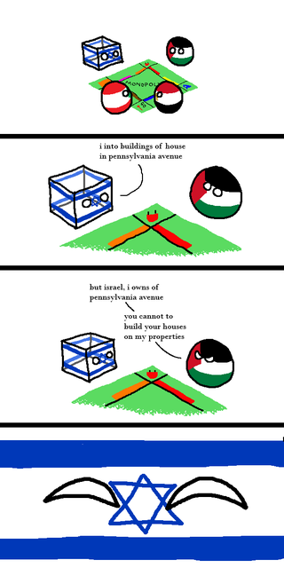 Illustration for article titled Nightly Polandball: A Friendly Game of Monopoly