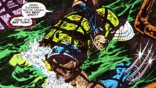 Illustration for article titled James Cameron's X-Men movie could've starred Bob Hoskins as Wolverine