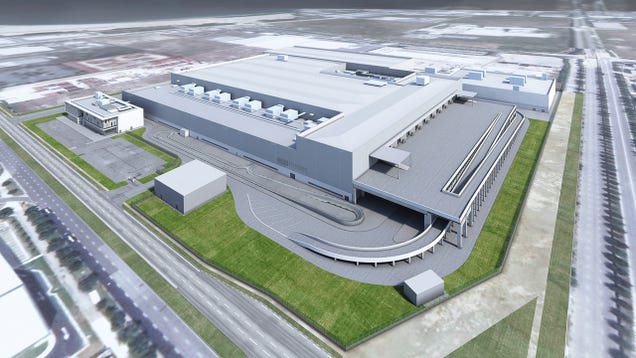 Dyson s New Electric Car Manufacturing Plant in Singapore Scheduled to Open in 2021