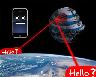 Illustration for article titled AT&T: iPhone 3G Internet Use Below Expectations. Us: Guess Whose Fault That Is