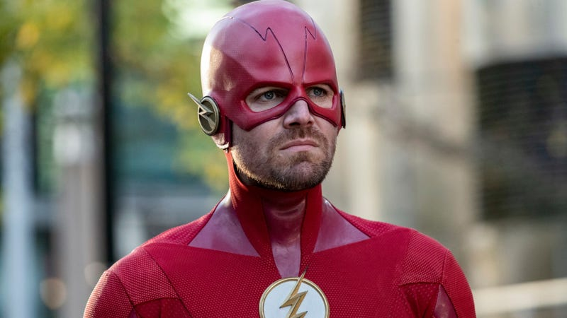 Illustration for article titled Arrow's Oliver Queen is... the fastest man alive?