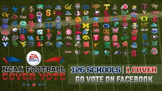 Illustration for article titled On Further Review, Notre Dame Leads the Voting for NCAA Football 14's Cover