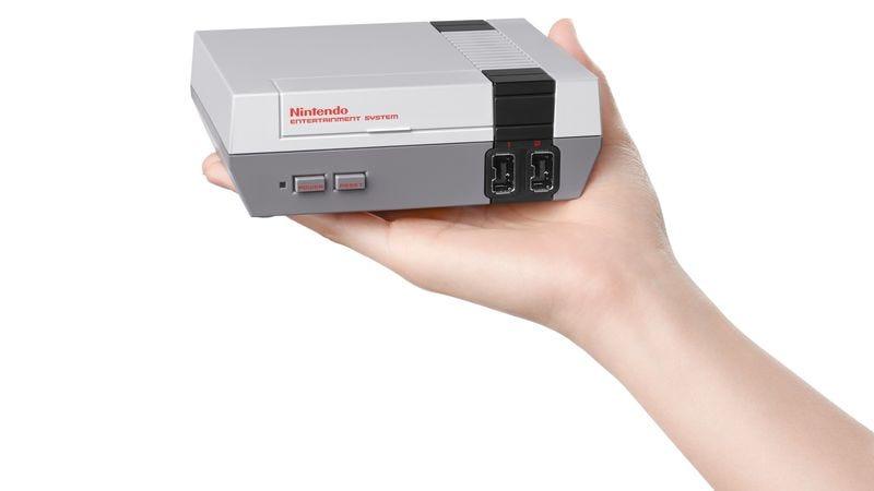 Photo: NES Classic Edition/Nintendo