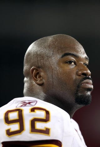 Illustration for article titled Albert Haynesworth Accused Of Sexual Assault