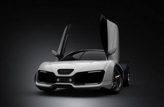 Illustration for article titled SEAT + Lamborghini + VW = Audi RS7 Concept