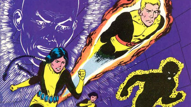The New Mutants #1 cover by Bob McLeod and Glynis Wein