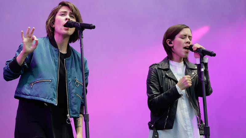 Tegan and Sara Forgive Their Teenage Selves in Their New Book High School