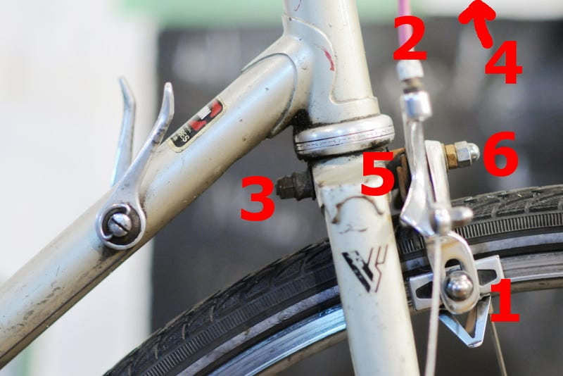 Illustration for article titled Why Are Your Bike Brakes Garbage? Six Possible Reasons