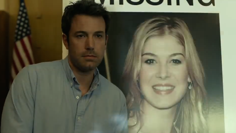 Illustration for article titled Female Viewers Give ​Gone Girl and Annabelle Strong Opening Weekend
