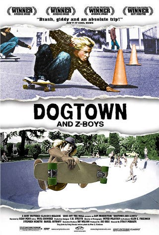 Illustration for article titled Your (Weekly) Summer Movie Guide to Movies You Should Watch Again: Dogtown & Z-Boys