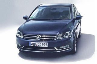 Illustration for article titled 2012 Volkswagen Passat: Sharper, Angrier, Golfier