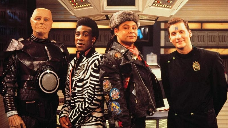 Illustration for article titled Happy Birthday, Red Dwarf