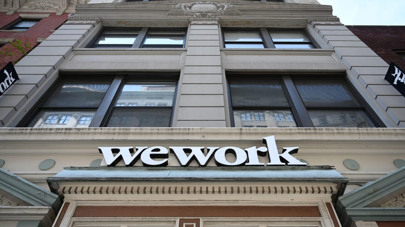 Illustration for article titled WeWork Reportedly Knew About Its Toxic Phone Booths For Months