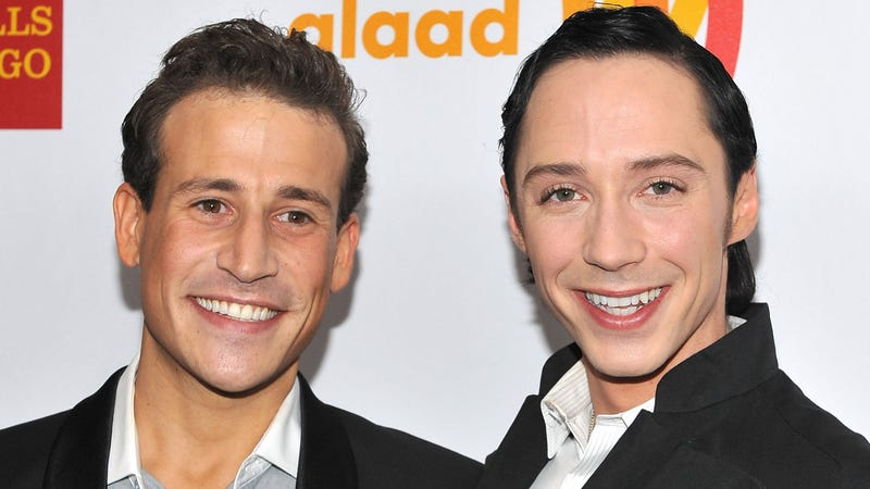Illustration for article titled Johnny Weir Announces Split from Husband: 'My Heart Hurts'