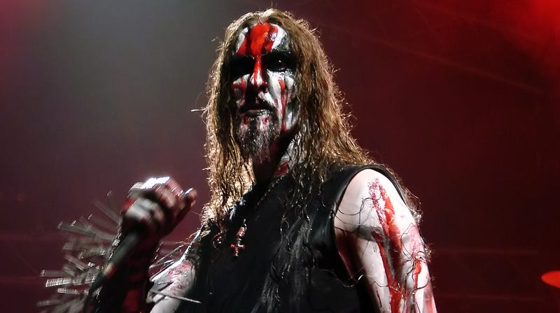 Gorgoroth vocalist and organic wine lover Gaahl