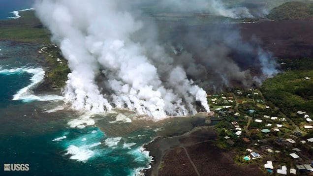 Hawaii s Kilauea Volcano Has Likely Now Destroyed at Least 350 Homes on Big Island