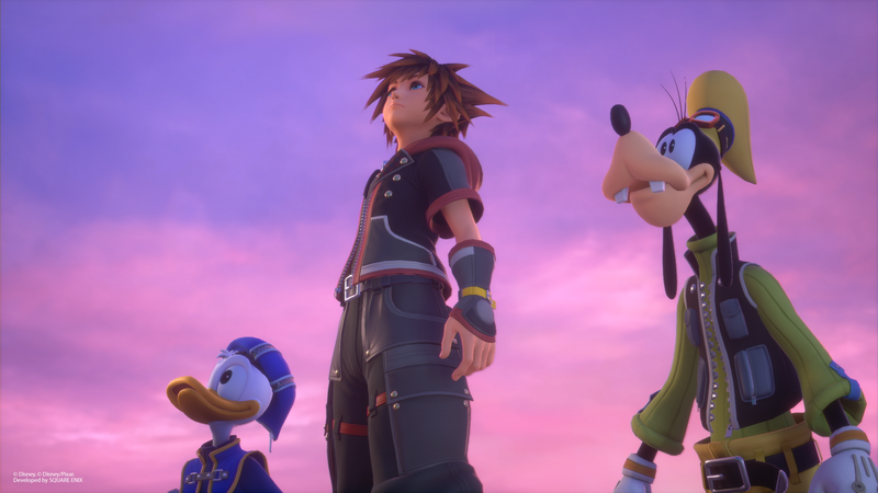 Illustration for article titled How Fans' Lives Changed During The Long Wait For Kingdom Hearts III