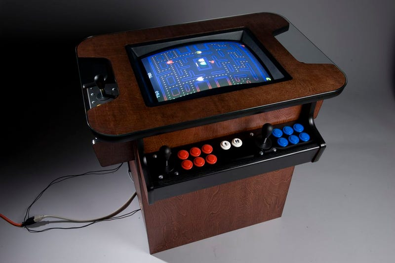 How To Make Your Very Own Badass Arcade Cabinet For Cheap Ish